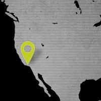 Los Angeles, CA Map